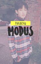 MODUS +chanyeol & seulgi ✔ by piikaichu