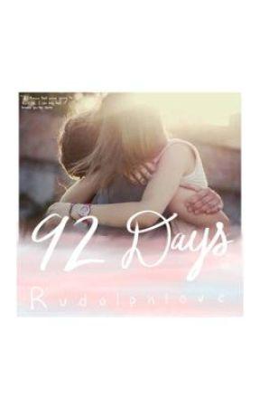 92 Days by rudolphlove