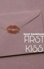 [COMPLETE]First Kiss첫 키스+Baekhyun Exo by beautybaek-