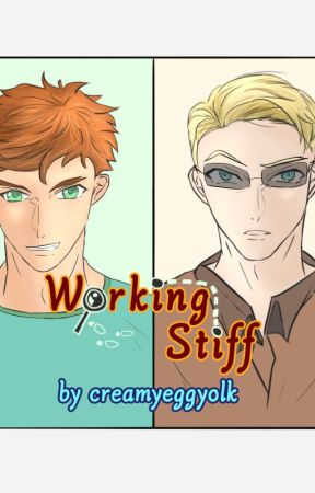 Working Stiff by creamyeggyolk