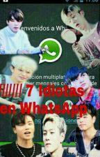 7 Idiotas En WhatsApp ×Ikon× by JazKonic