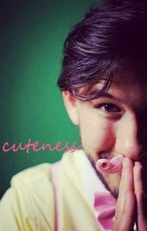 Cuteness (Wilford Warfstache x Reader) by Mirathelinx
