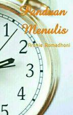 Panduan Menulis by arczre