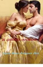 EL GUERRERO INDOMABLE by AngelaMariaRodriguez
