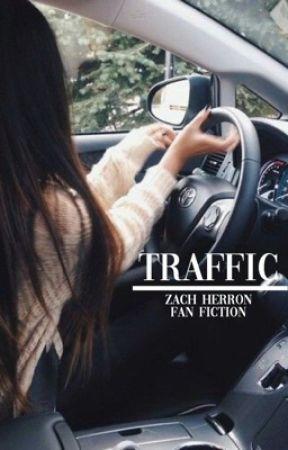 Traffic » Zach Herron  by kravebooks