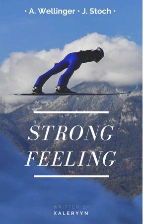 STRONG FEELING || Andreas Wellinger by xaleryyn