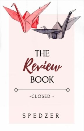 Spedzer's Review Book - Apply For One Now! [OPEN] by Spedzer