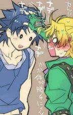 Jojo's bizarre adventures X Reader  by Diancie_Sei