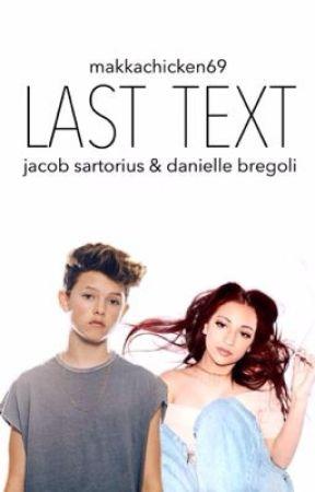 last text » jacob sartorius x danielle bregoli by makkachicken69