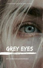 Grey eyes «James Potter» by KamiJJaiAnonimowa