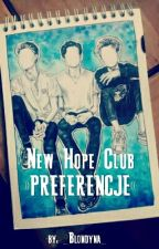 New Hope Club »PREFERENCJE« by _Blondyna_
