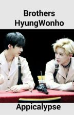 Brothers - HyungWonho by Appicalypse
