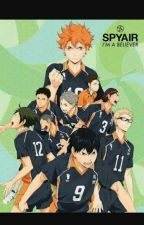 [The Empress!!] (Haikyuu Various x Female!Reader) On hold! by SkyImagination36