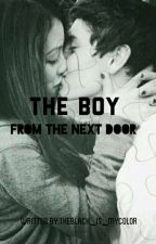 The boy from the next door #MBCA by Theblack_is_mycolor