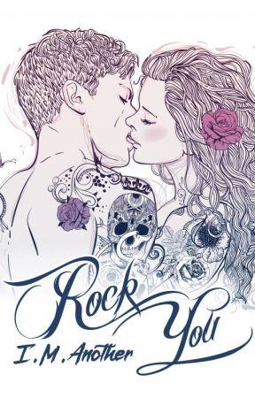 Rock You - Anteprima ed estratti del romanzo by IMAnother
