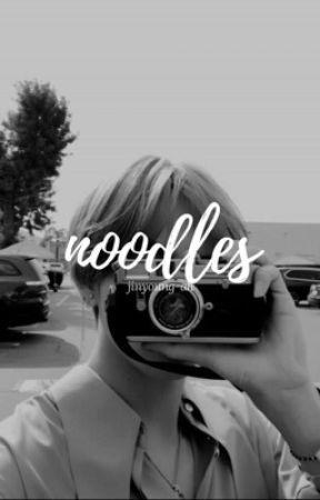 noodles ➳ kth + jjk by jinyoung-ah