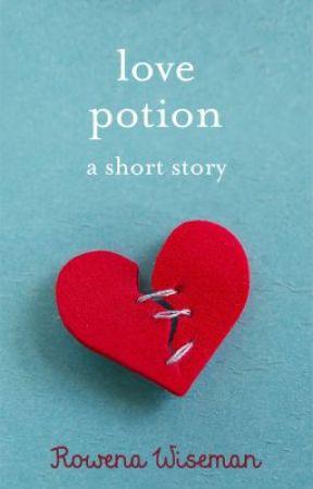 Love Potion by rowena_wiseman