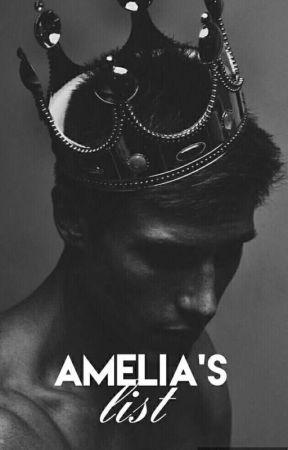 Love, Amelia by Collettteyy