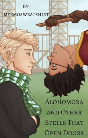 Alohomora and Other Spells That Open Doors by myemosweatshirt