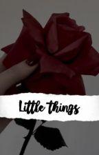 Little things ⭐️ tracob au  by herricanne