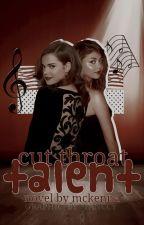 Cut Throat Talent by Thenutinnutella