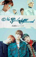 No Girls Allowed «JaeYong» by dwrisixing