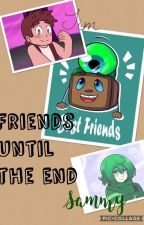 Friends Until the End by IceyWolf101