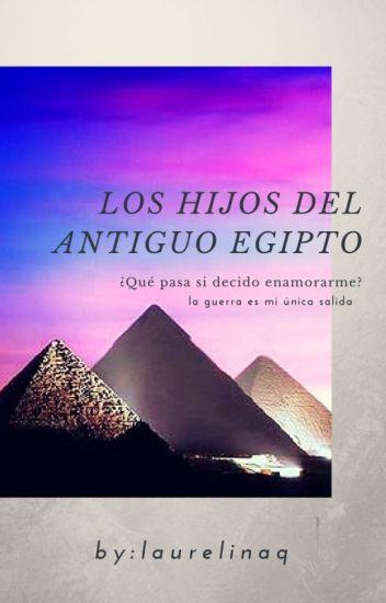 Los hijos del antiguo Egipto
