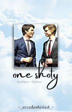 One Shoty - Newtmas/Dylmas by _queen_of_stars_