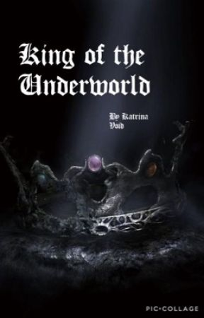 King of the Underworld (Harry Potter) by Shadow1441
