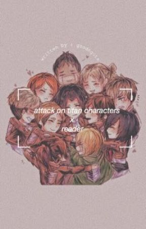 aot x reader || oneshots by goodnguts