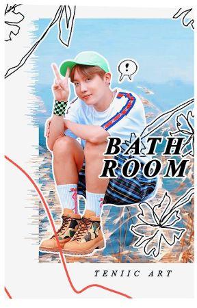 bathroom   jhs #LYSAWARDS by ramennoodlesss