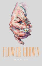 flower crown {destiel} by killerxgun