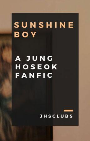 sunshine boy. / jhs by GOLDENJHS
