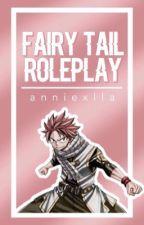 Fairytail rp! by anniexlla