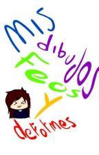 Mis dibujos feos y deformes xD by Iv_1716