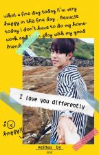 I love you differently {Daehyun}  by Kimi_chi