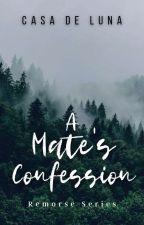 A Mate's Confession (VENZON BROTHERS SERIES) by Celestine_Lemoir