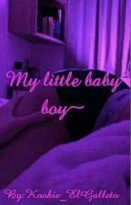 My little baby boy ~ (Vkook) by Kookie_ElGalleto