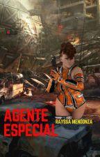 Agente Especial - A Caçada by Rayssa_Mendonza