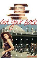 Got Your Back  by AprilnWonderland