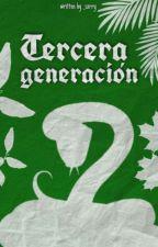 La tercera Generación  (James Sirius Potter y tu) by mariaeu26