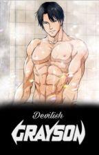 Nightwing x Reader||  Devilish Grayson (lemon) by smuttyheroes