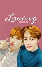 °; loving // jikook by sushibal