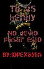 Td vs bendy[terminado] by aylinlopex