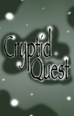 Cryptid Quest Issue 1 by McDonaldbros