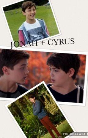 Jonah x Cyrus - A gay teenage love story. by CrazyCharlizeCopy