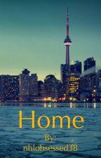 Home- Morgan Rielly, Auston Mathews by nhlobsessed38