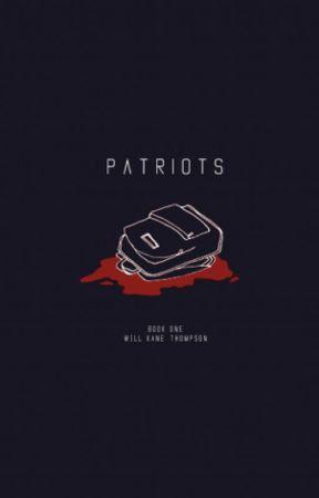 PATRIOTS by PatriotsNovel
