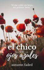 El Chico de Ojos Azules by AutumnFaded